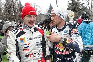 Latvala admits he tried too hard to copy Ogier at Volkswagen