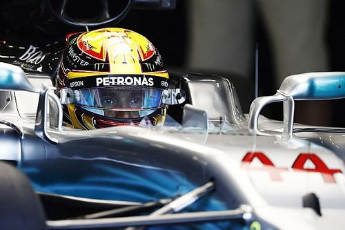 Hamilton: I'm driving better than I've ever driven