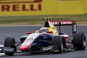 GP3 Отчет о гонке Сын Алези впервые выиграл гонку GP3