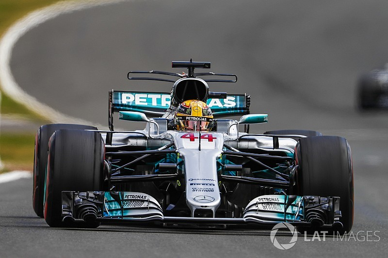 EL3 - Hamilton d'un rien devant Vettel, avant la pluie