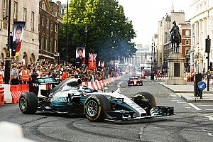 Prefeito de Londres crê na possibilidade de corrida da F1 nas ruas da cidade