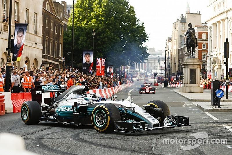 Мер Лондона вважає можливим проведення вуличної гонки Ф1