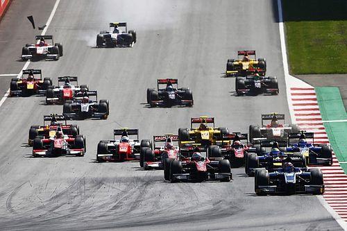Formule 2 verwacht geen grid met 26 wagens in 2018