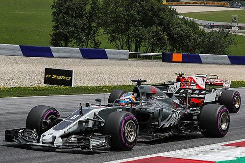 Grosjean crê que Haas venceu 'série B' da F1 na Áustria