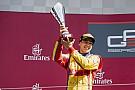 GP3 Alesi sur le podium, une