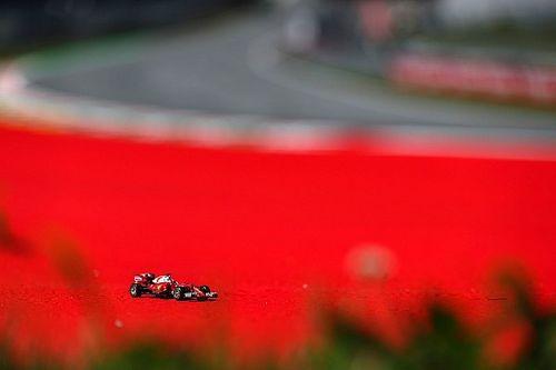 GP van Oostenrijk: De 25 mooiste foto's van donderdag