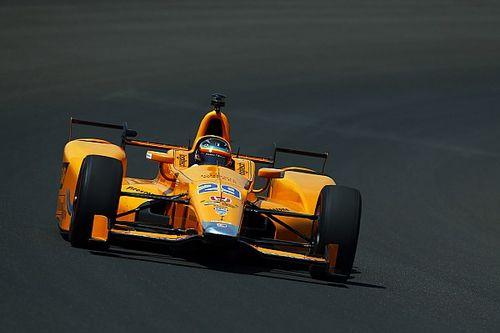 """Alonso aurait pu """"se battre pour la pole"""" sans un souci"""