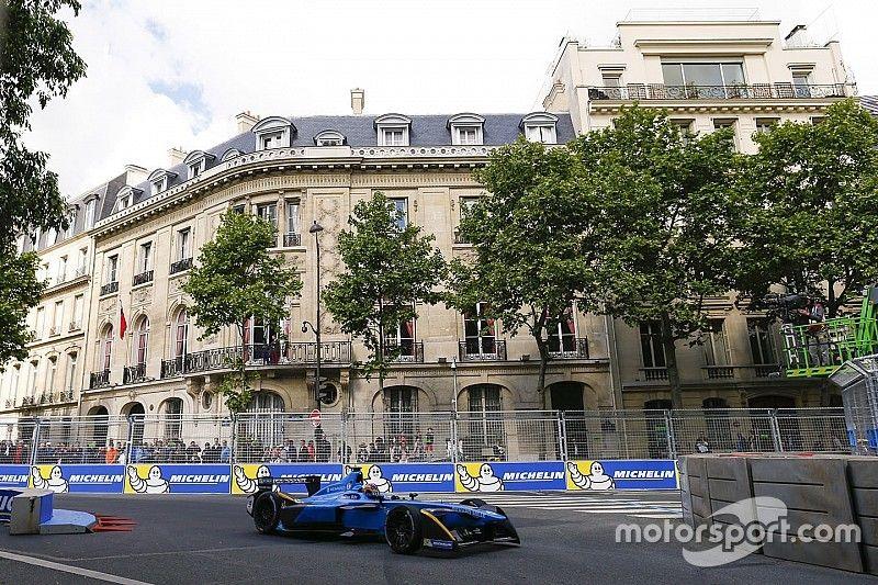 ePrix Paris: Tampil dominan, Buemi raih juara di Paris