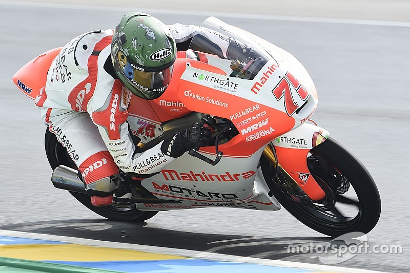 Mahindra's Arenas elated after fifth in Le Mans qualifying