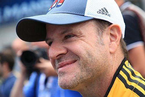 """Novato aos 45 anos, Barrichello diz: """"Me sinto como aos 20"""""""