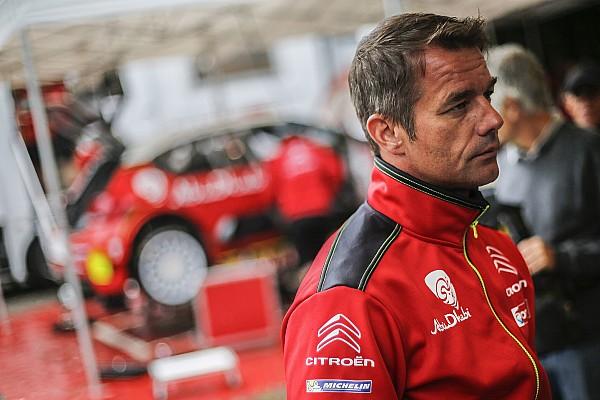 Nächster WRC-Test: Sebastien Loeb fährt Citroen C3 auf Schotter