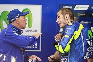 Cadalora, el 'coach' de Rossi, renuncia por motivos personales