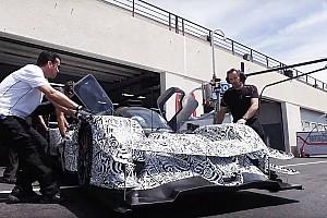 IMSA Noticias El nuevo Acura DPi fue presentado en Paul Ricard