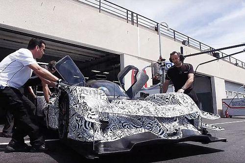La nuova Acura DPi ha fatto lo shakedown al Paul Ricard
