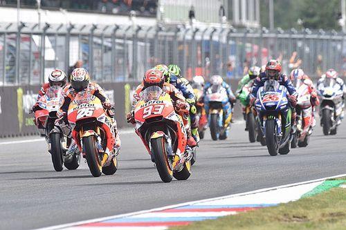 Confira os horários da MotoGP na República Tcheca