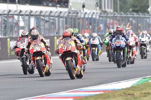 "Marquez: Tyre ""mistake"" key to dominant Brno win"