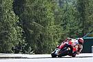 Márquez le ganó la pole a Rossi por 0s092 en Brno