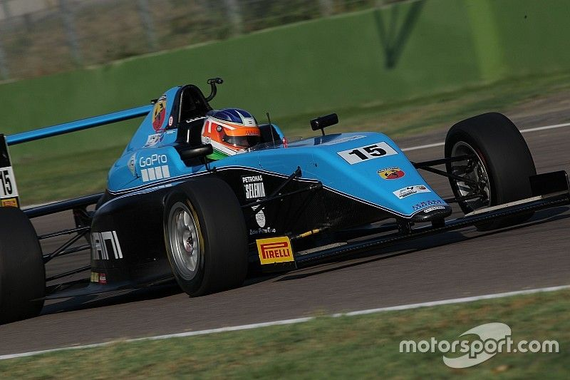 """Maini """"decently happy"""" after ending 2017 with two podiums"""