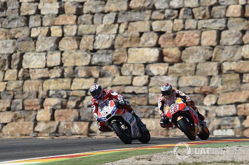 """Andrea Dovizioso: Rückstand nach MotoGP-Rennen in Aragon """"kein Drama"""""""