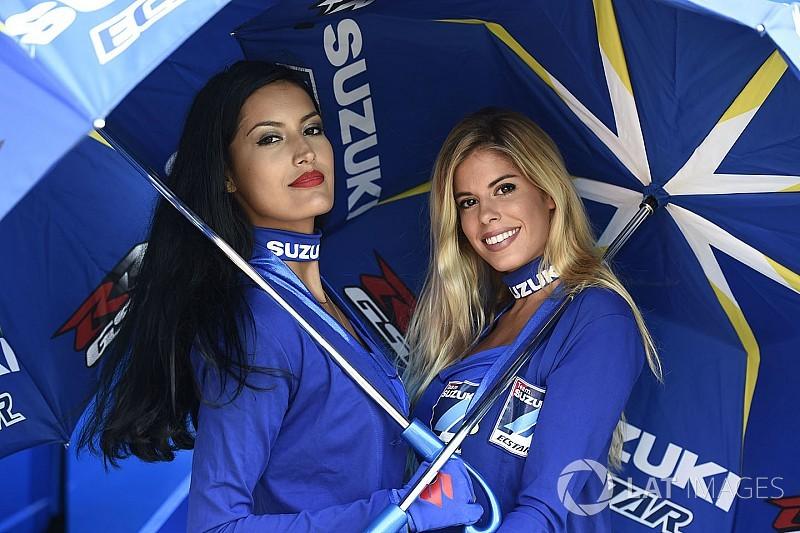 MotoGP 2017: Die schönsten Girls beim GP Aragon in Alcaniz