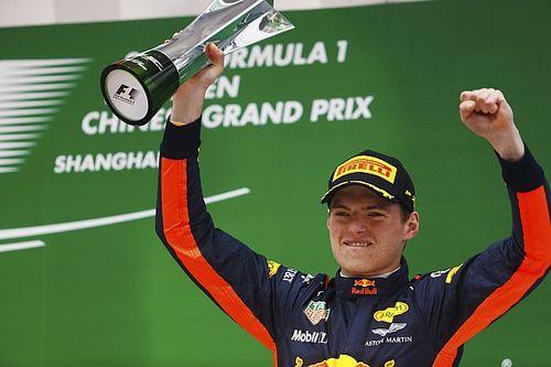 Verstappen è un Maestro sul bagnato: meritato il podio