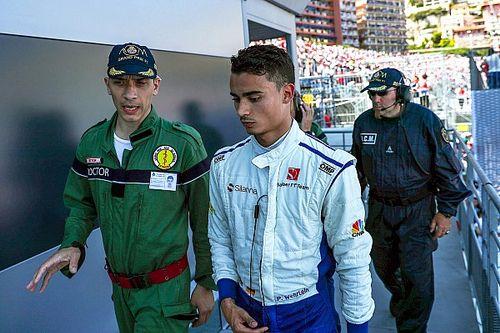 Wehrlein passa le visite mediche: sarà al via del GP del Canada