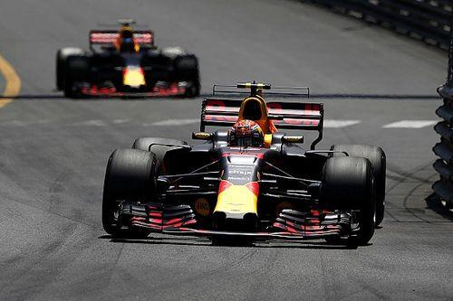 Horner: La suerte ayudó hoy a Ricciardo