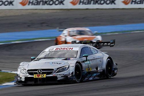 DTM 2017 in Hockenheim: Ergebnis, 1. Qualifying
