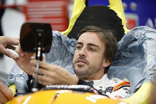 Alonso maakt zich op voor eerste Indianapolis 500-test