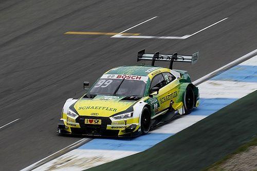 DTM Lausitzring: Rockenfeller start raceweekend met snelste tijd