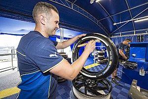 Michelin bawa kompon ekstra ke Sachsenring