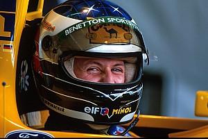 Berger, Schumacher'le ilgili bir