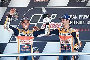 """Marquez: """"Secondo posto perfetto in ottica campionato"""""""