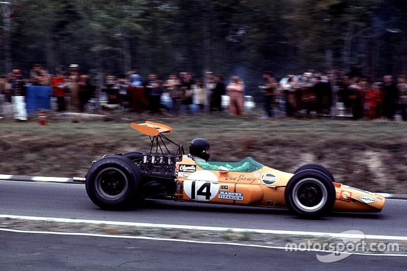 Narancssárgában a McLaren: F1-es történelem