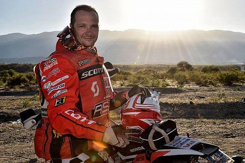 Dakar: Simone Agazzi migliore degli italiani tra le moto e commosso