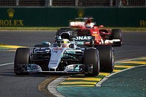 "【F1】ハミルトン、タイトルを""渇望""「ベッテルはロズベルグより難敵」"