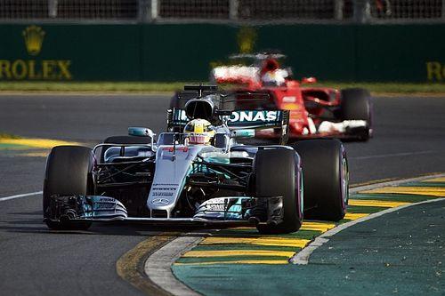 Hamilton: Com Vettel, duelo será maior do que com Rosberg