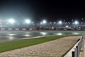 【Moto3カタール】予選:降雨の影響でスキップ。MotoGPの後に実施