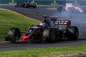 Formula 1 Ultime notizie Grosjean: