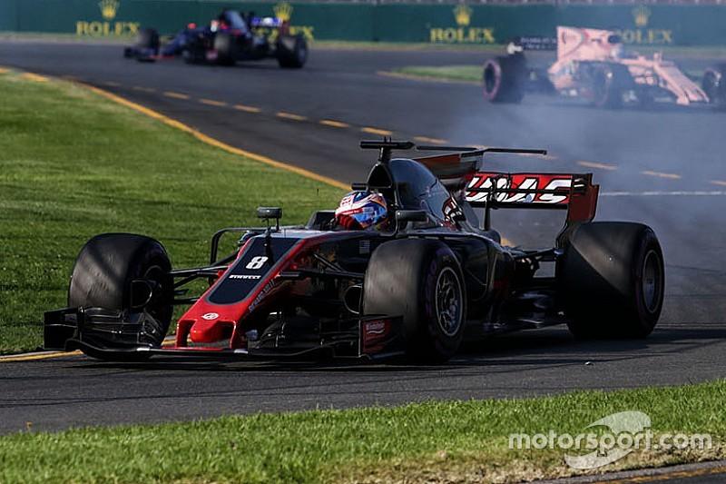 """Grosjean: """"Haas veloce come Williams e Toro Rosso. Serve affidabilità"""""""