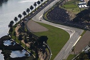 El GP de Australia tendrá una tercera zona de DRS