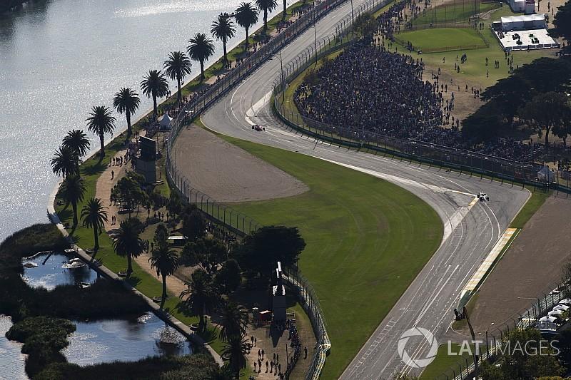 La FIA ajoute une troisième zone DRS à Melbourne