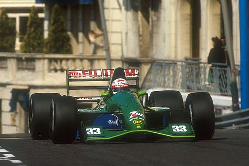 Jordan 191 to 'Pink Mercedes' - Aston's F1 forebearers