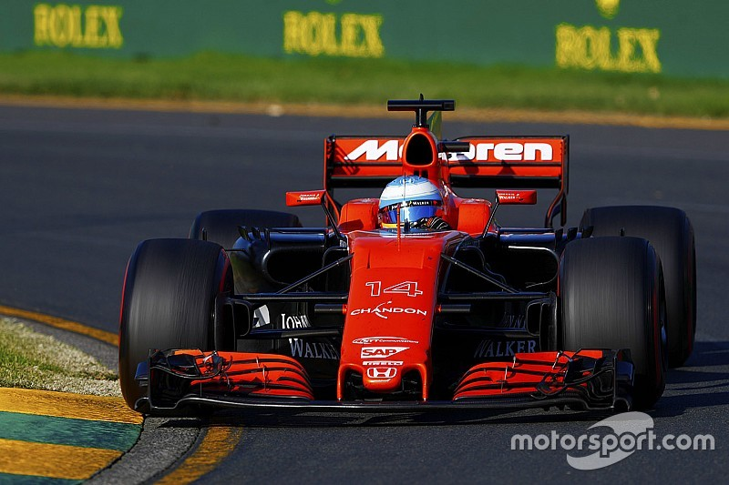 """【F1】アロンソ""""生涯最高のレース""""も「しばらくポイント獲得は無理」"""
