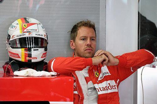 """Vettel """"no pude encontrar el ritmo"""" en Spa"""
