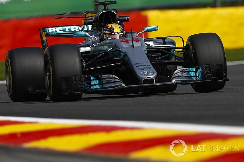 Spa, Libere 2: Hamilton quasi record, ma Raikkonen è vicino