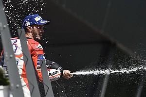MotoGP Artículo especial Dovizioso y un Mundial a la medida