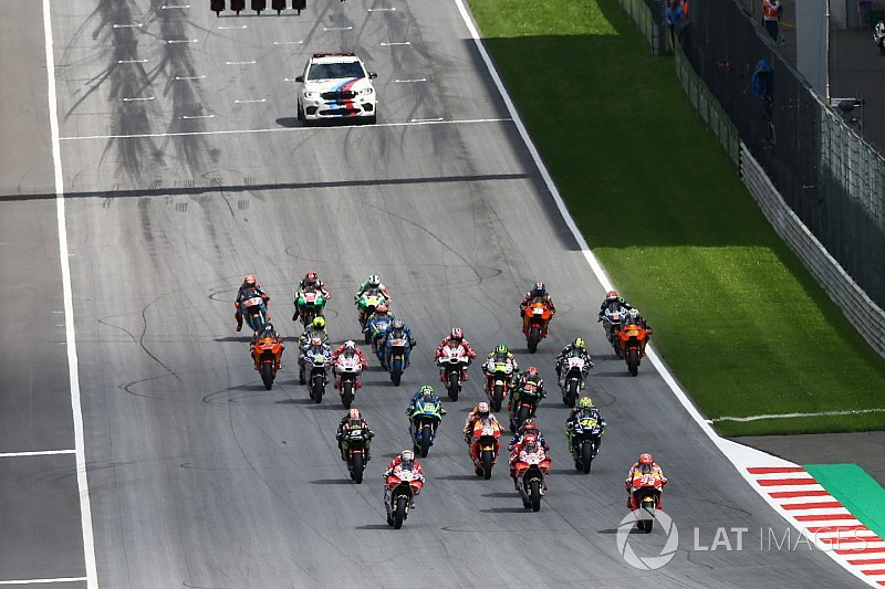 Galería: la parrilla completa de MotoGP en 2018