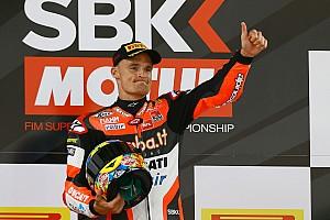 WSBK Réactions Un coup double source d'espoirs pour Ducati