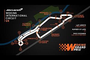McLaren gülünç Woking GP planını açıkladı